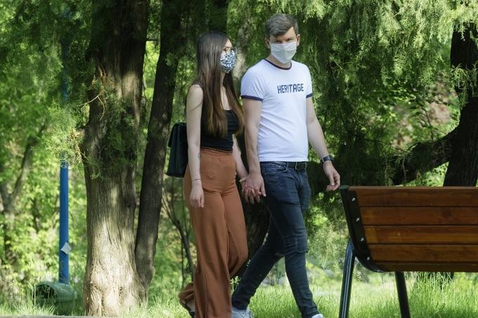 personas protegidas contra el coronavirus
