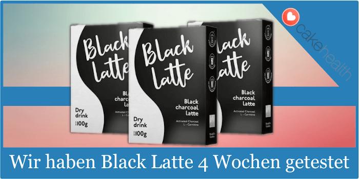 Prueba de Black Latte