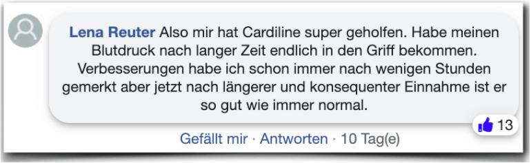 Informe de campo de la experiencia de la experiencia de Cardiline